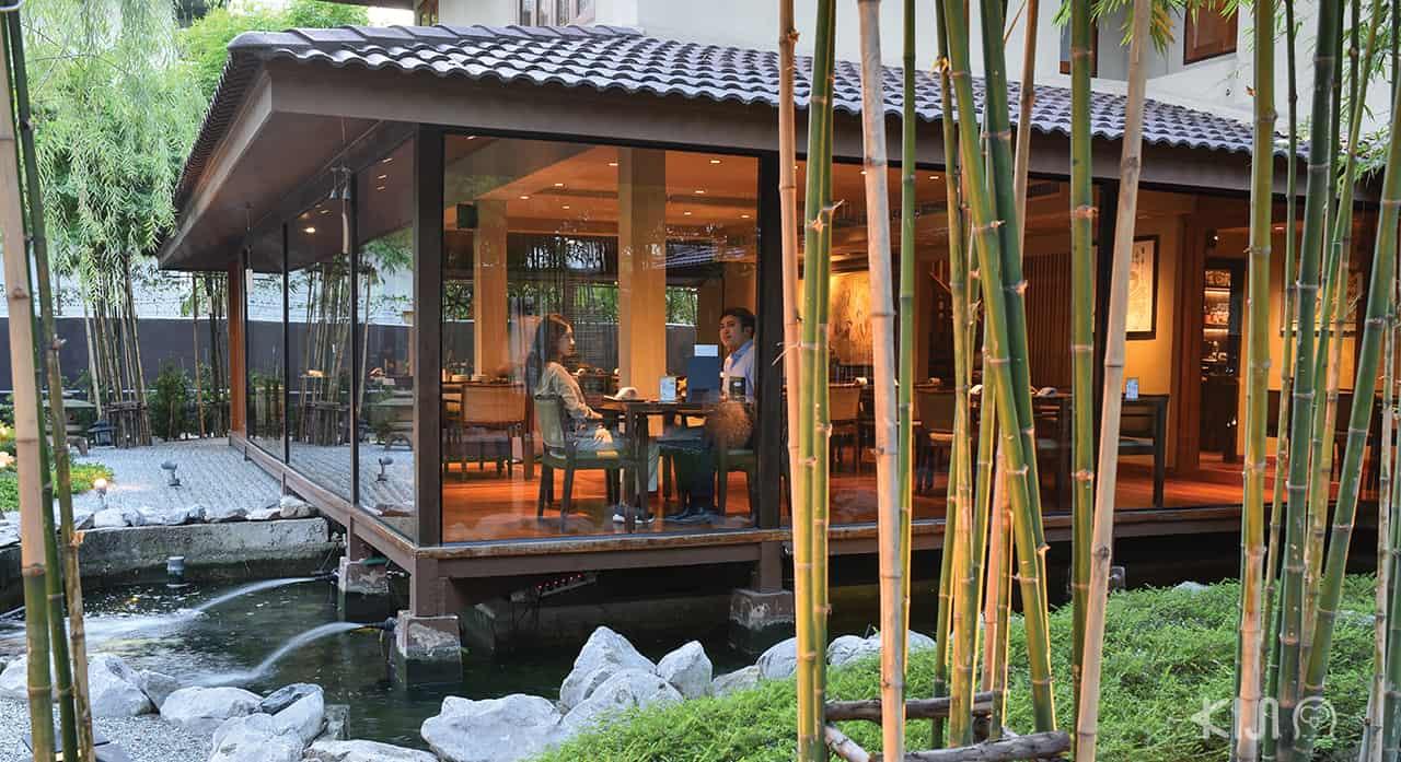 ร้าน Kitaohji Ginza Thailand