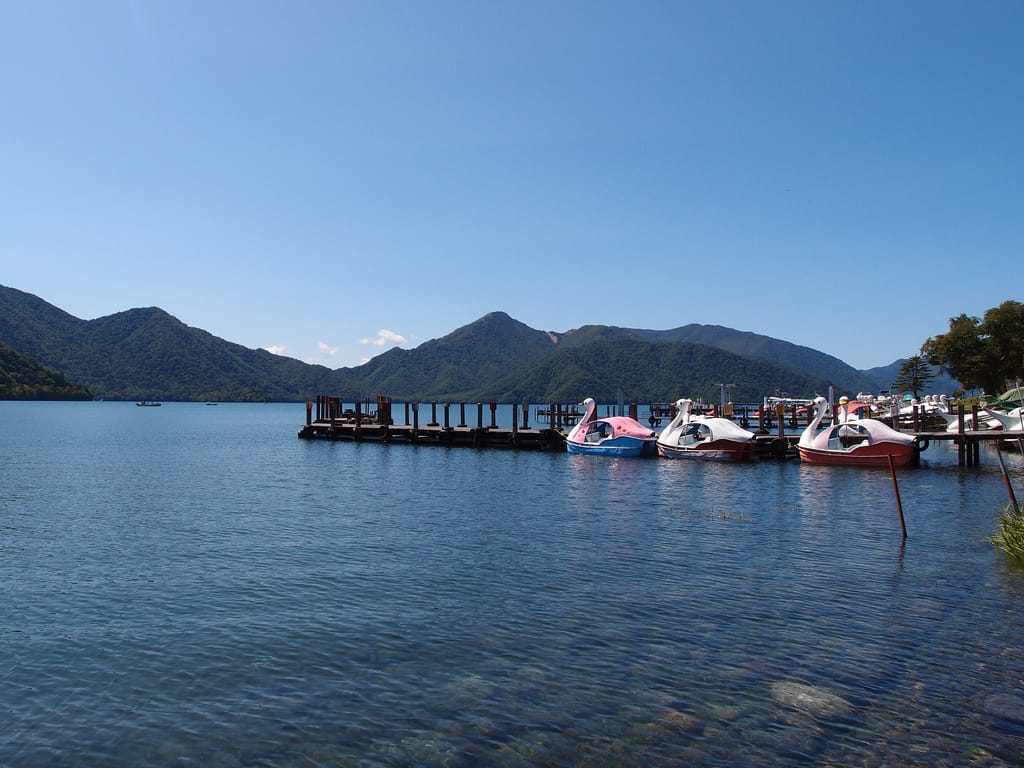 ทะเลสาบชูเซ็นจิ, Lake Chuzenji, nikko