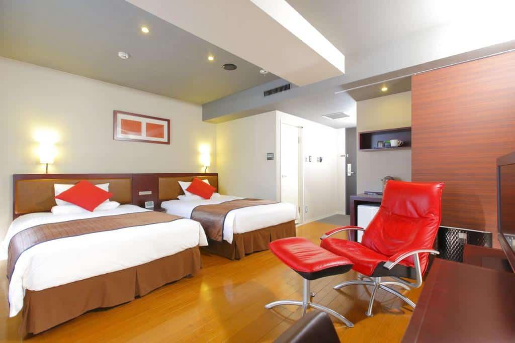 Hotel Mystays Fukuoka Tenjin