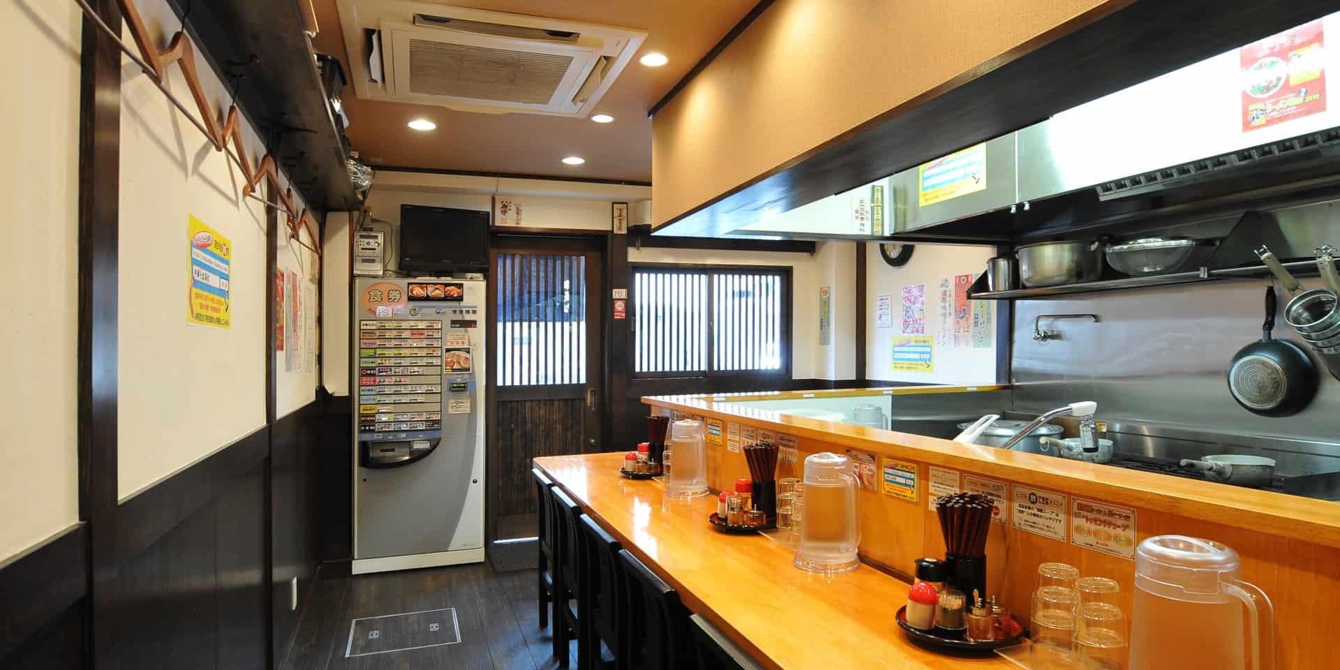 ร้านทาคามัตสึ (Takamatsu : 高松) ที่นาโกย่า