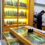 Toyosu-Fish-Market-Block-6-Uogashi-Yokocho-Knives-1