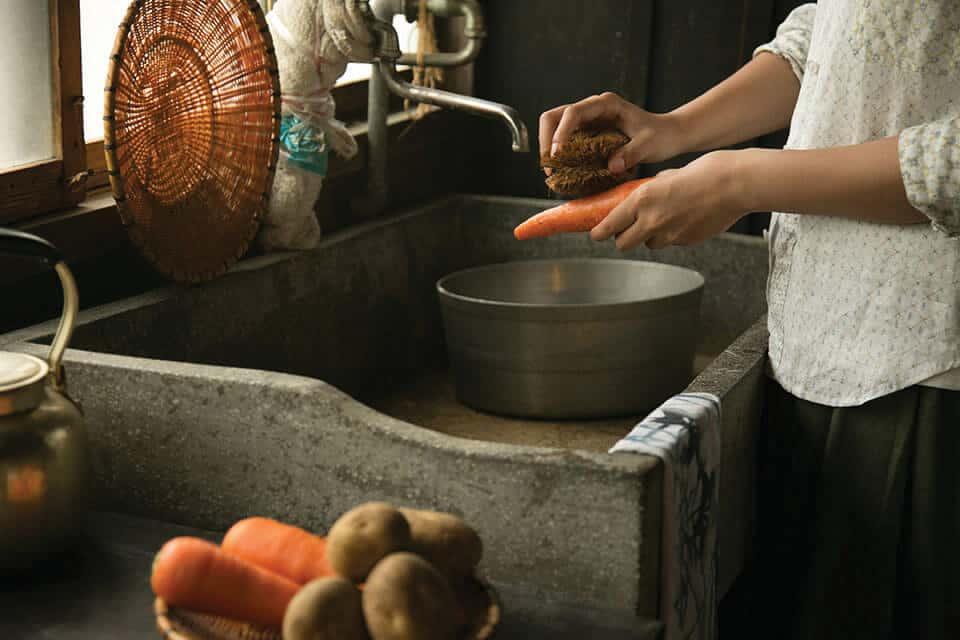 ฟองน้ำดีๆ เป็นศรีแก่ครัว
