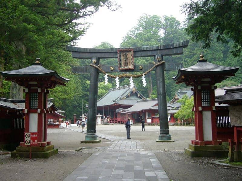 Futarasan Shrine