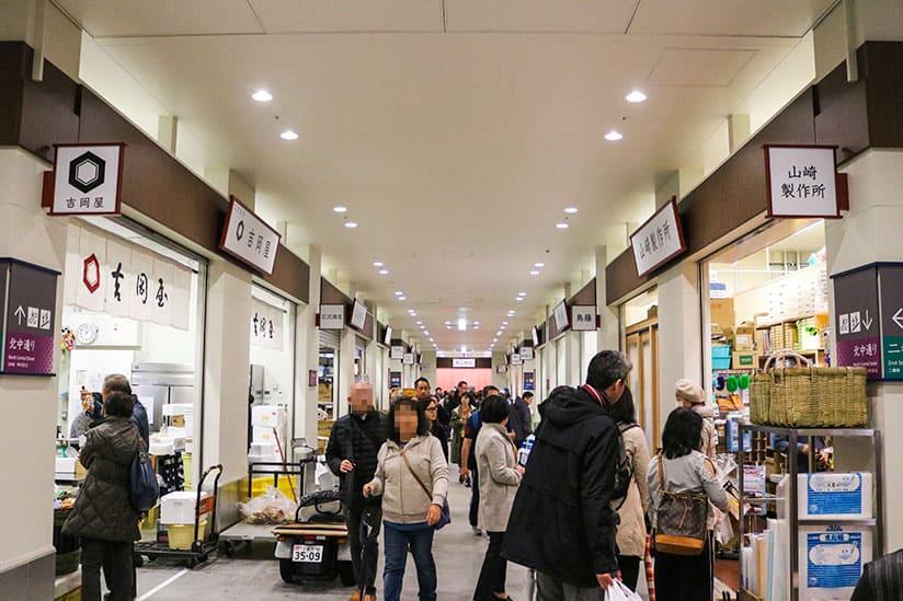 Toyosu market, ตลาดโทโยสึ