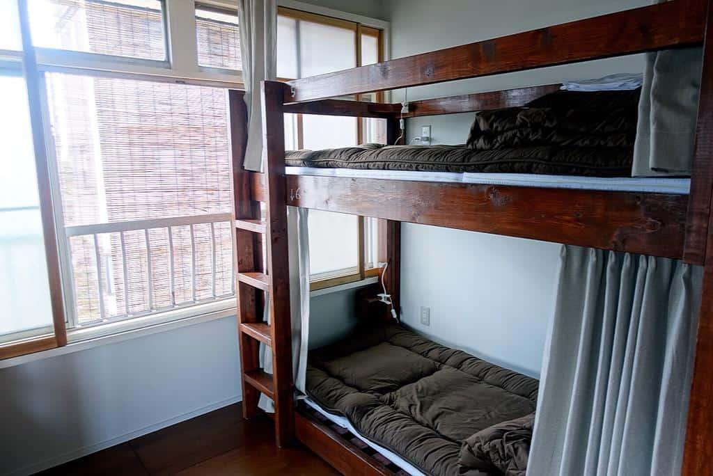 ที่พักนิกโก้ (Nikko) - Guest House Tora