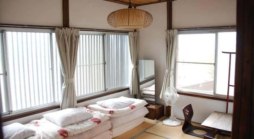 ที่พัก นิกโก้ (Nikko) - Nikko Guesthouse Sumica