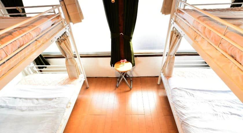 รีวิวที่พัก Nikko Guesthouse Sumica