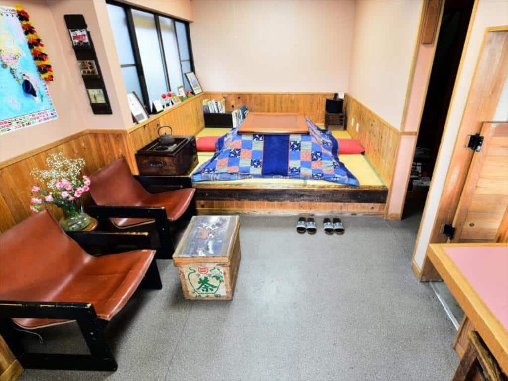 ที่พัก นิกโก้ Nikko Guesthouse Sumica รีวิว