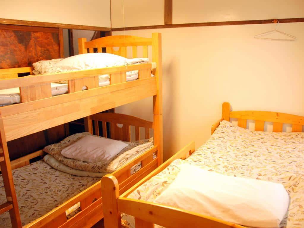 ที่พักนิกโก้ Nikko Guesthouse Sumica
