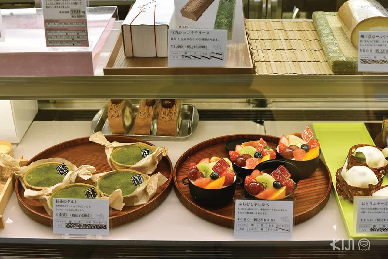 ขนมหวานหน้าตาน่าทานจากร้าน Mushiyashinai (648471)