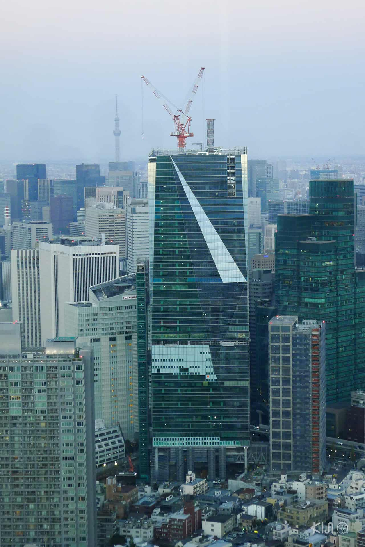 Sumitomo Fudosan Roppongi Grand Tower