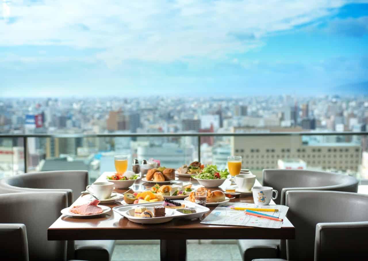 Pergola Buffet Nagoya