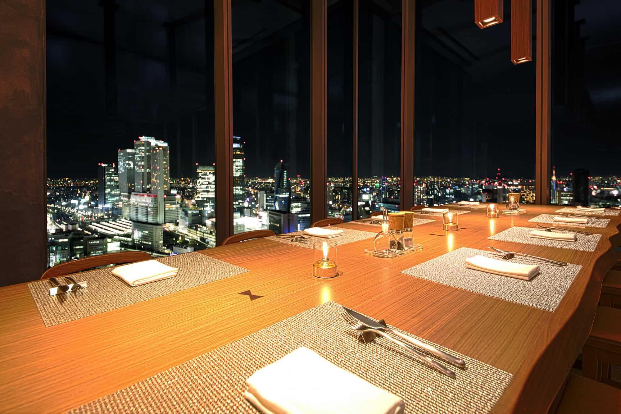 Sky Tengu Buffet Nagoya