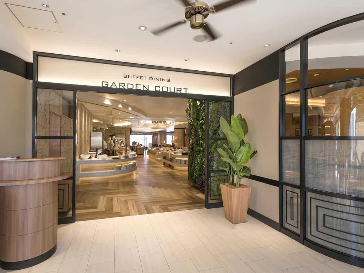 Garden Court Buffet Nagoya