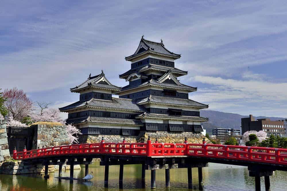 Matsumoto Castle Nagano