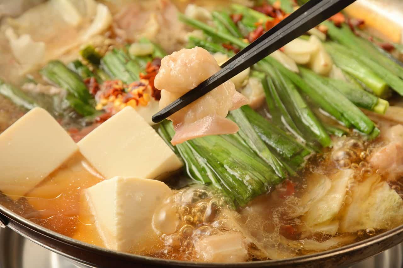fukuoka food - มตสึนาเบะ (Motsunabe)