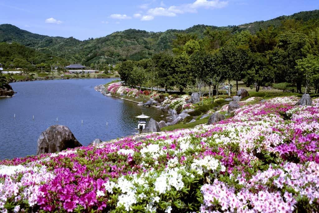 Nanrakuen Garden, Ehime