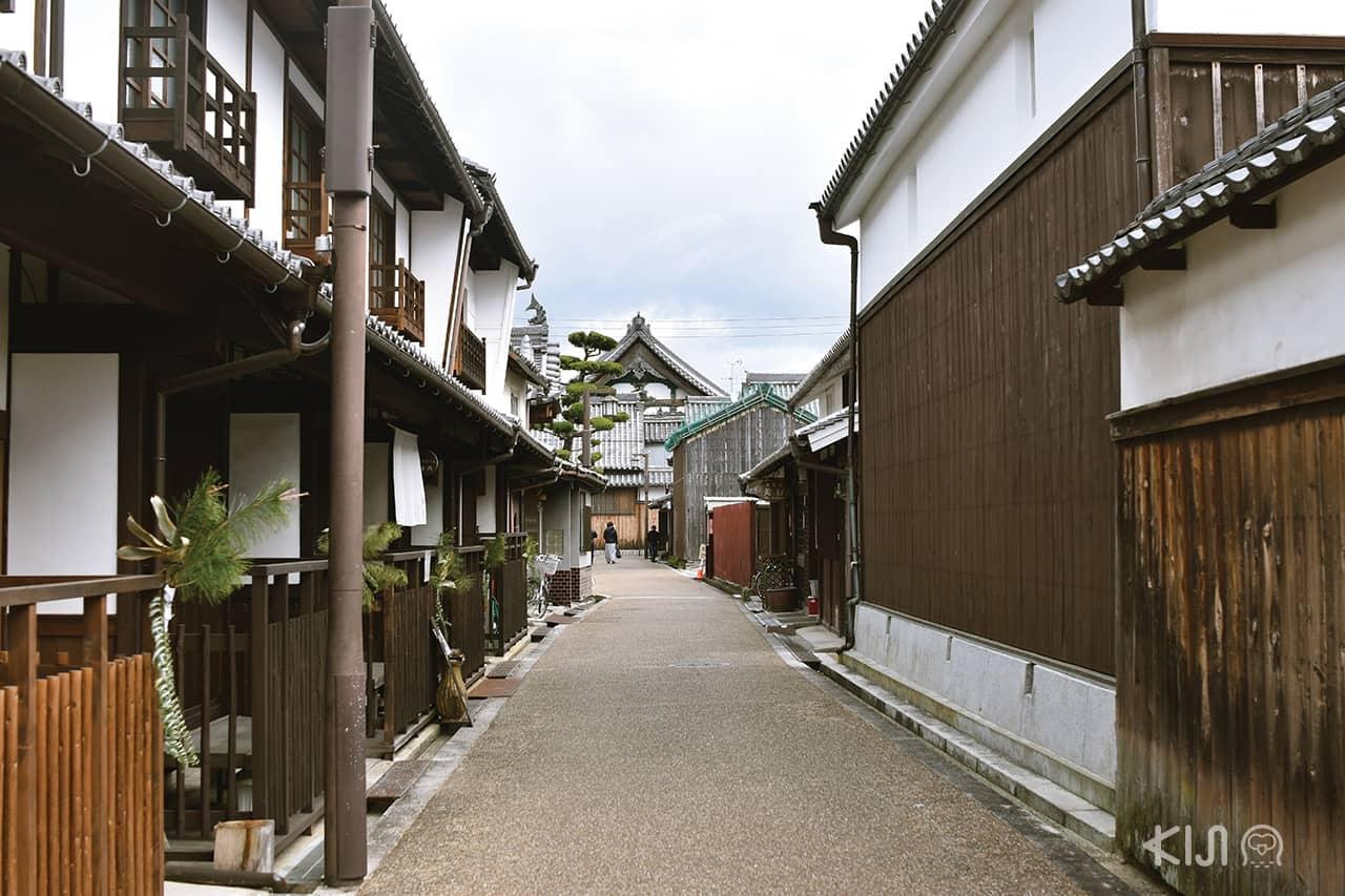 เที่ยวนารา (Nara) และอุจิ (Uji) : IMAICHO