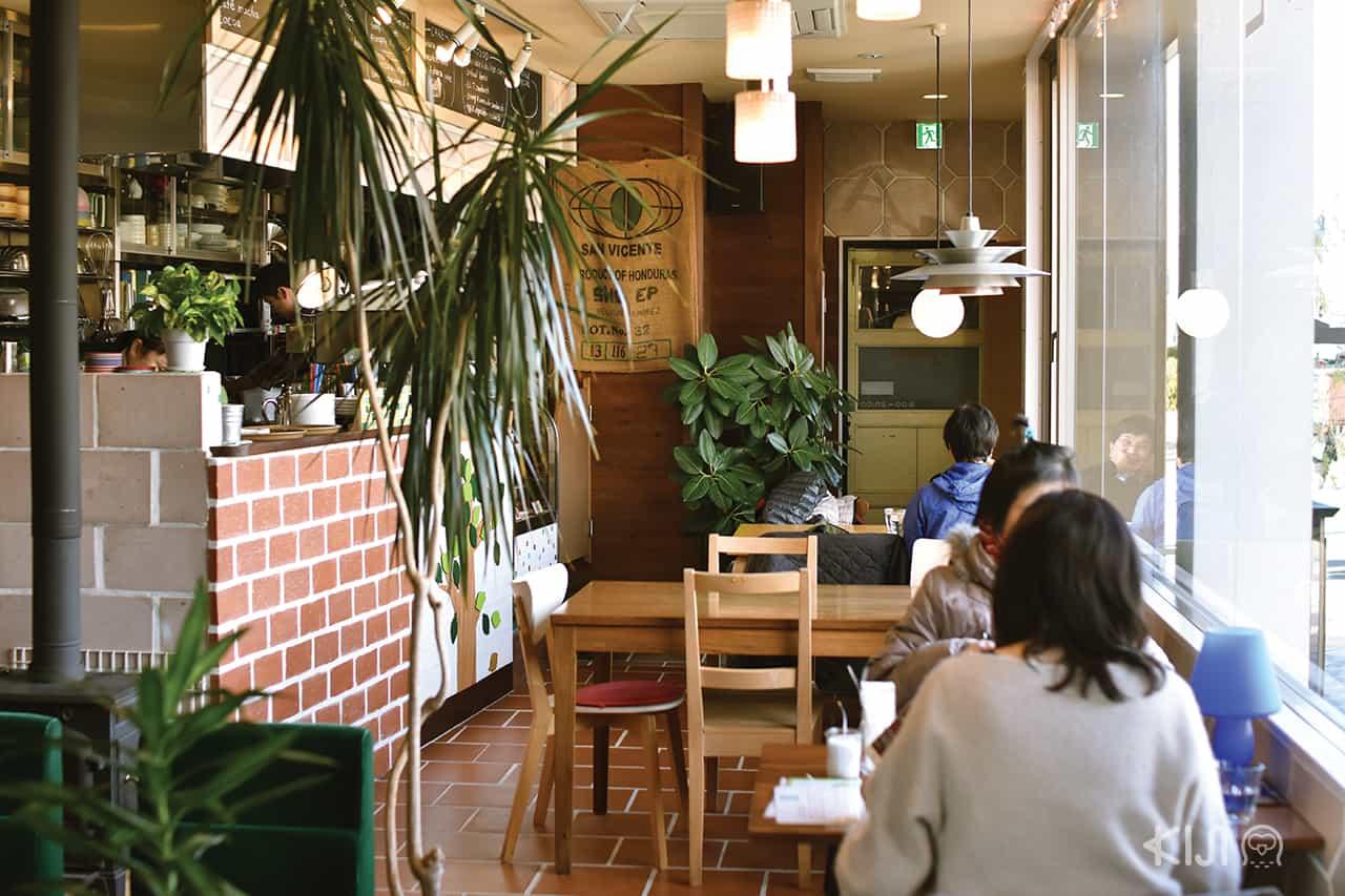 คาเฟ่เมือง Nara x Uji : ร้าน A.B.C. café เมืองอุจิ