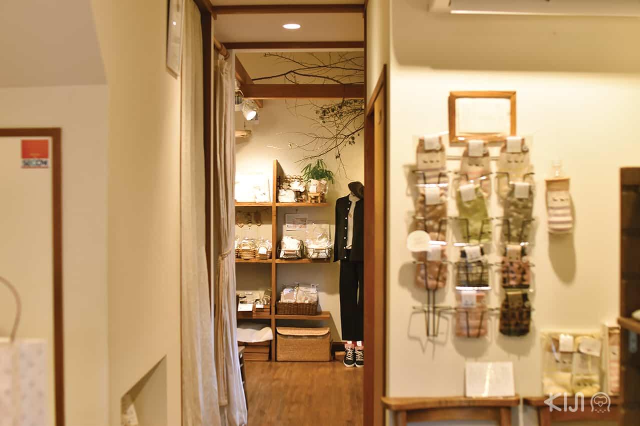 บรรยากาศภายในร้าน Siki Organic & Natural