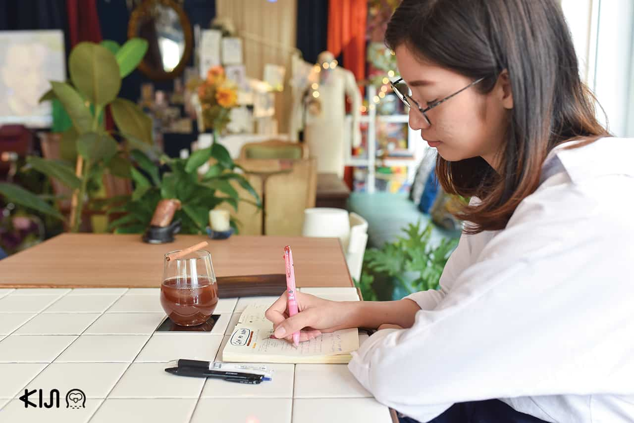 Kiji's Food Writer