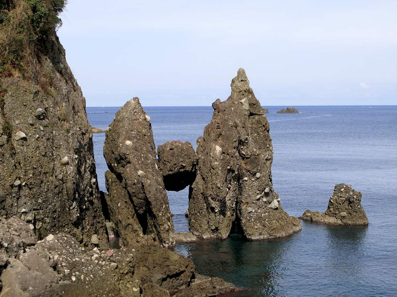 งานศิลปะ (Hasakari Rock)