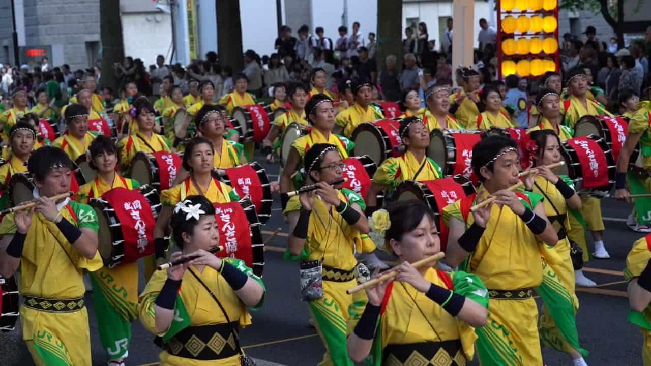 Morioka Sansa Festival