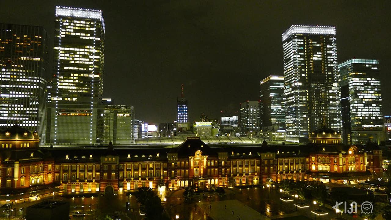 ตึกระฟ้า ยามราตรีก็งดงามอลังการ