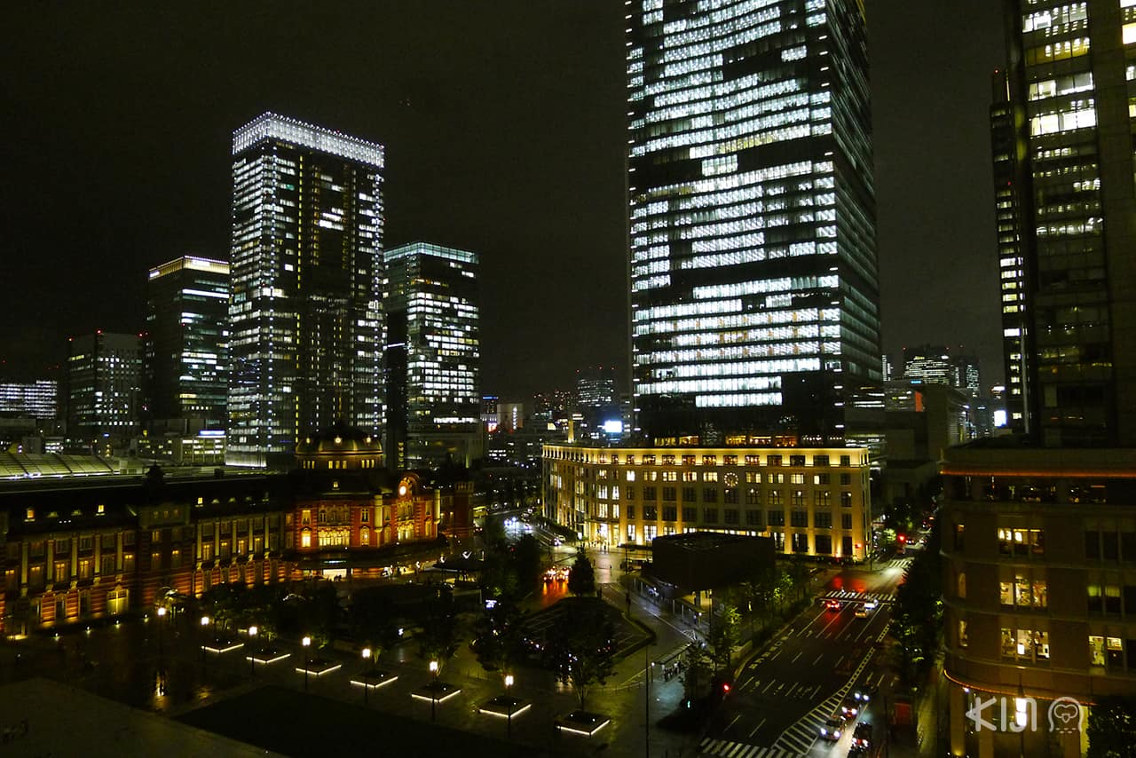 วิวฝั่ง Imperial Palace