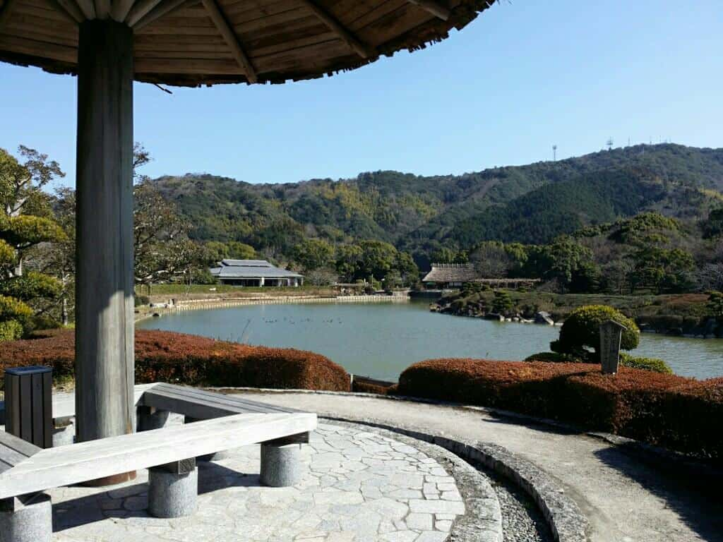 Nanrakuen Garden