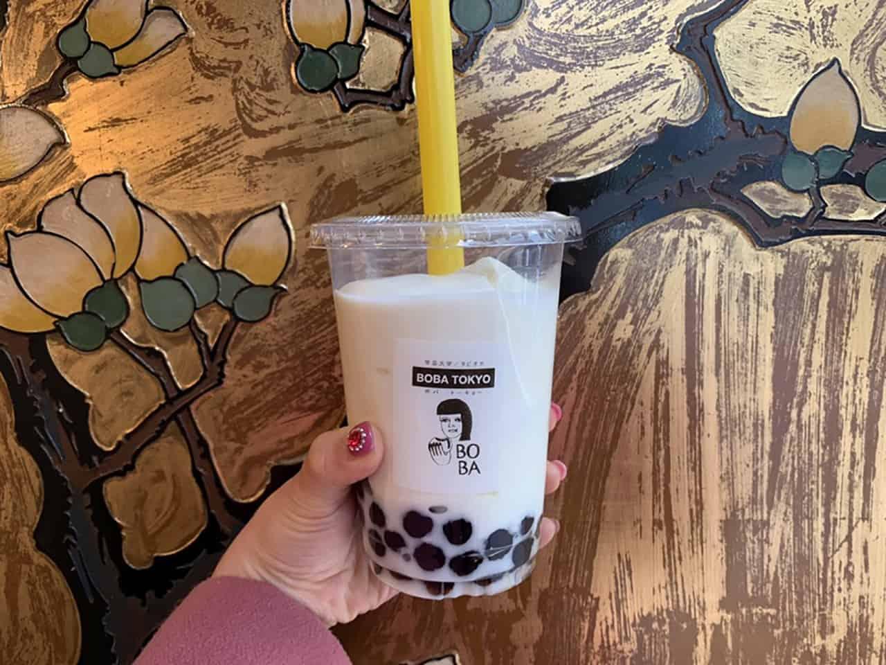 Boba tokyo, Tokyo, Milk Tea, ชานมไข่มุก