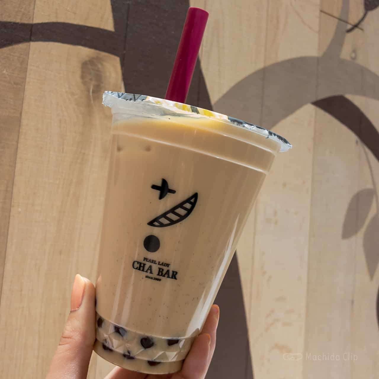 Pearl Lady Cha Bar, Tokyo, Milk Tea, ชานมไข่มุก