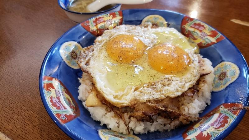 ข้าวหน้าหมูย่างไข่ดาว (Yakubuta Tamago Meshi) จ.เอฮิเมะ (Ehime)