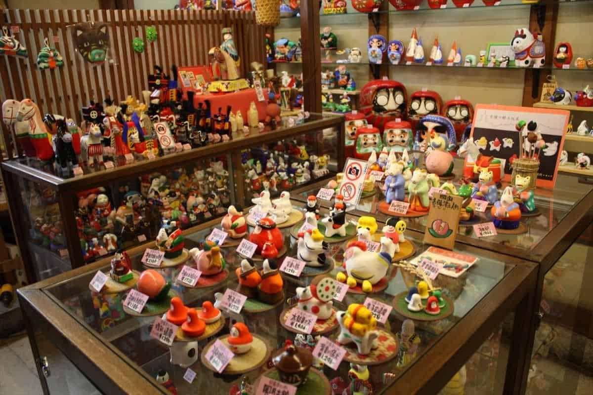 พิพิธภัณฑ์ของเล่น (Gangukan Folk Toys Museum)