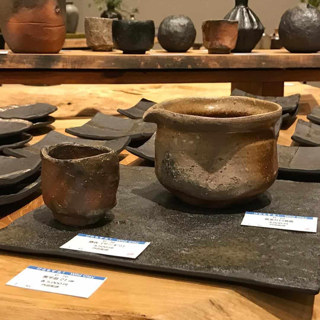 Museums in Kurashiki - เครื่องปั้นดินเผาที่จัดขึ้นที่ Kake Museum of Art