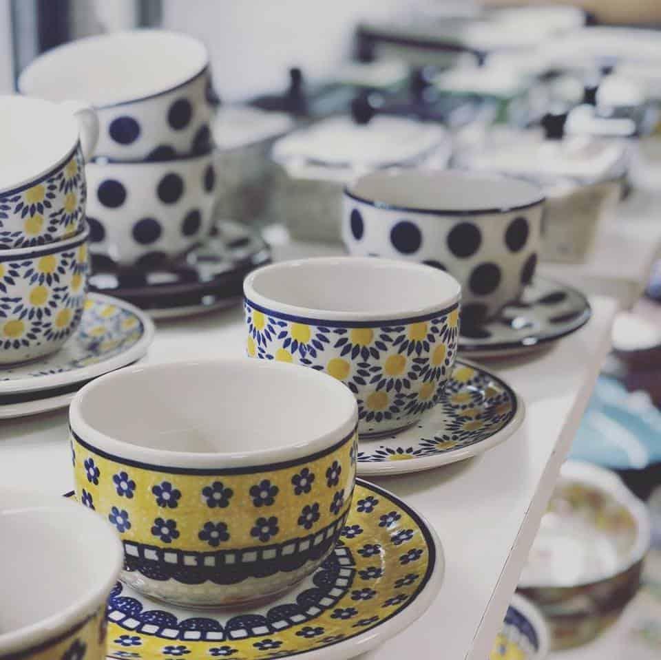 ที่ ญี่ปุ่น Ceramika แบรนด์เซรามิก เป็นที่นิยมมาก