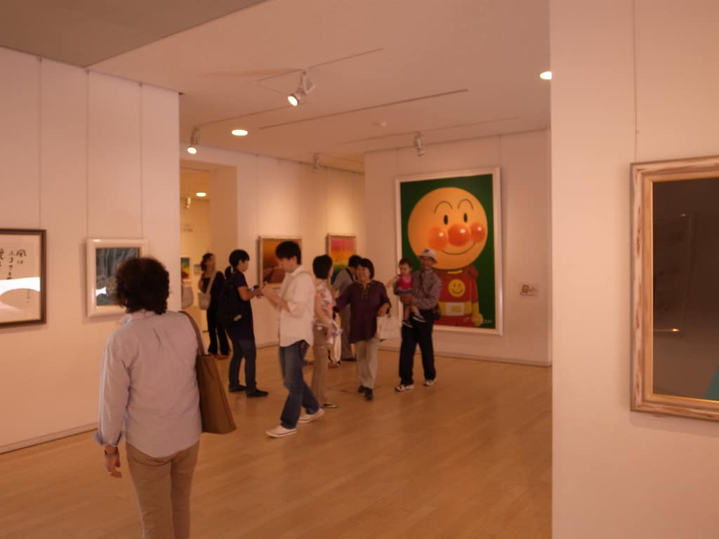 Anpanman Museum, Kochi, Saitama