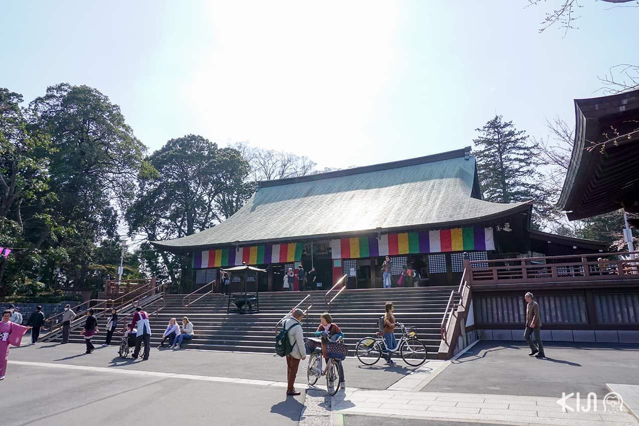 Kawagoe Kitain Temple คาวาโกเอะ (Kawakoe)
