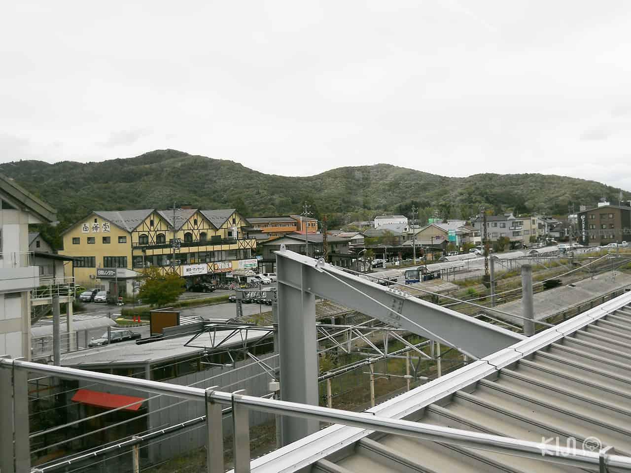 บรรยากาศของเมือง คารุอิซาวะ (Karuizawa)
