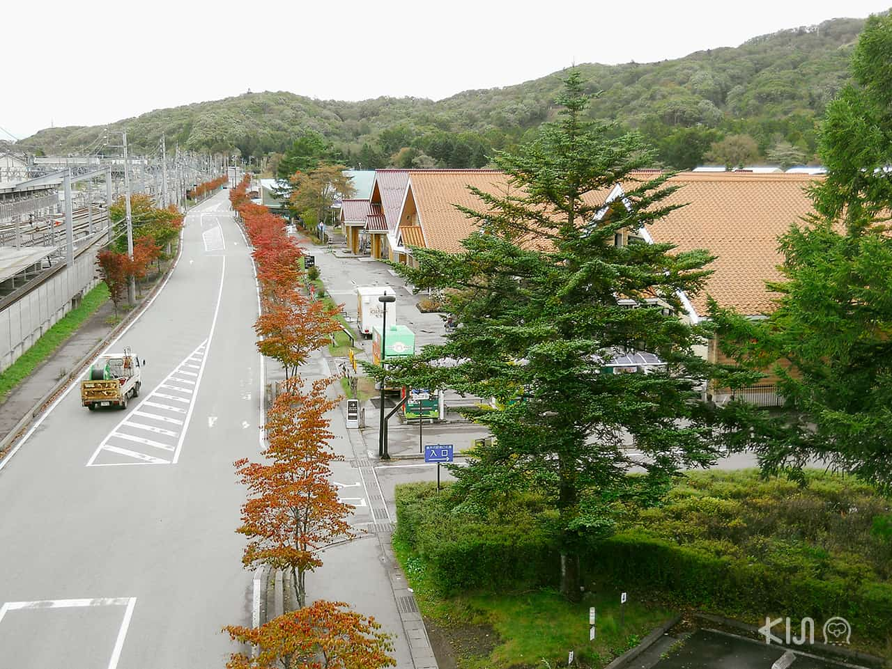 Karuizawa Prince Shopping Plaza เอาท์เล็ทของเมือง คารุซาวะ