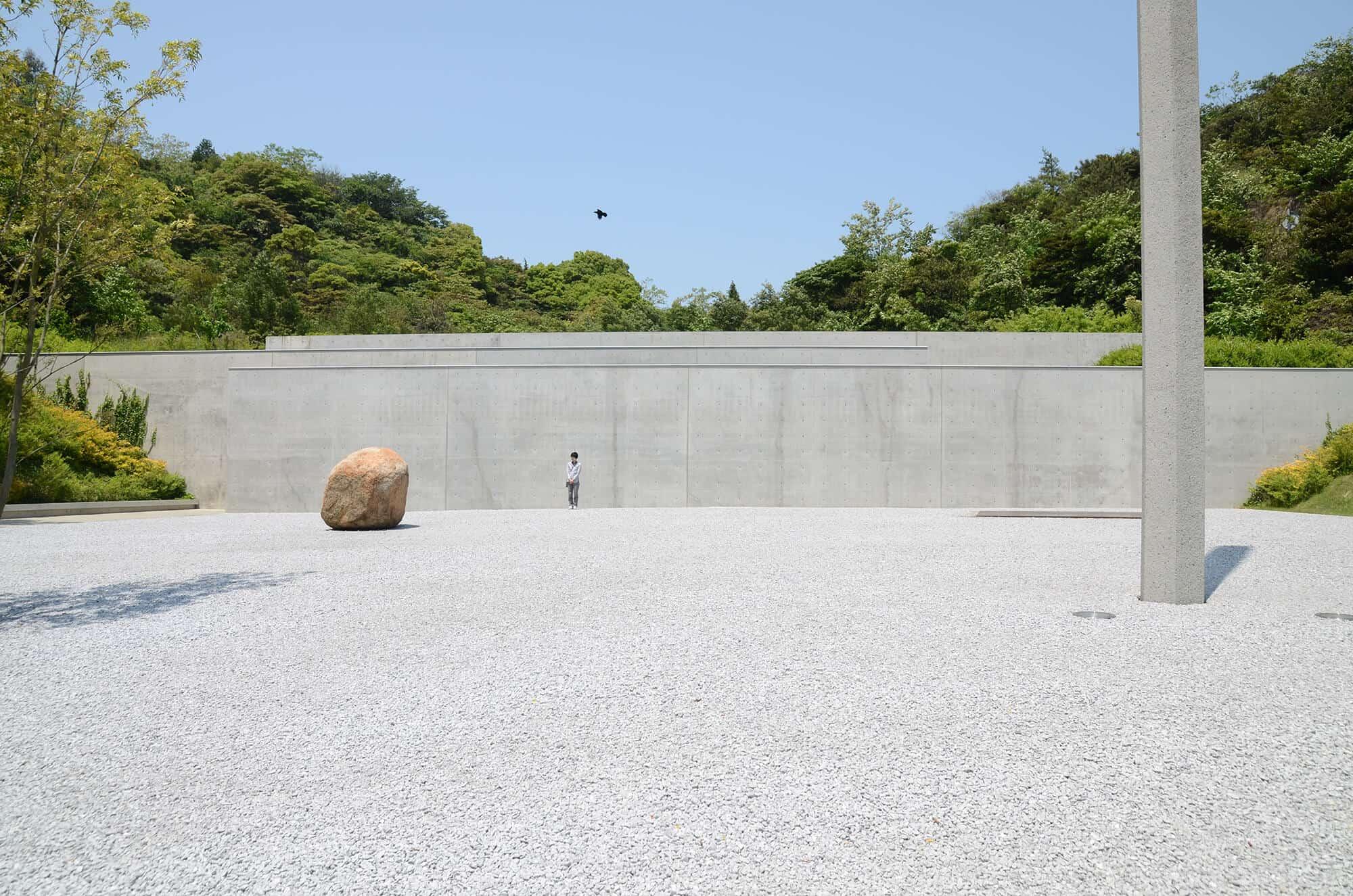 บรรยากาศของพิพิธภัณฑ์ ที่เกาะนาโอชิมะ