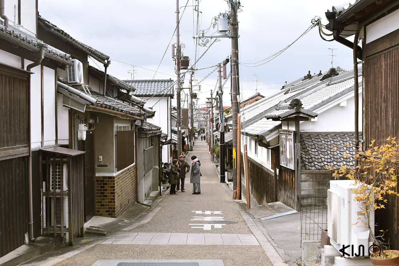 ย่านอิไมโช (Imaicho) เมืองคาชิฮาระ (Kashihara)