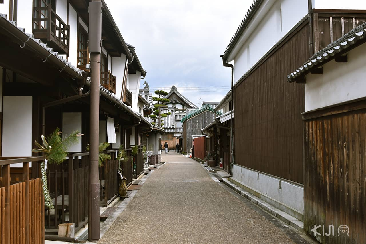 imaicho in Nara
