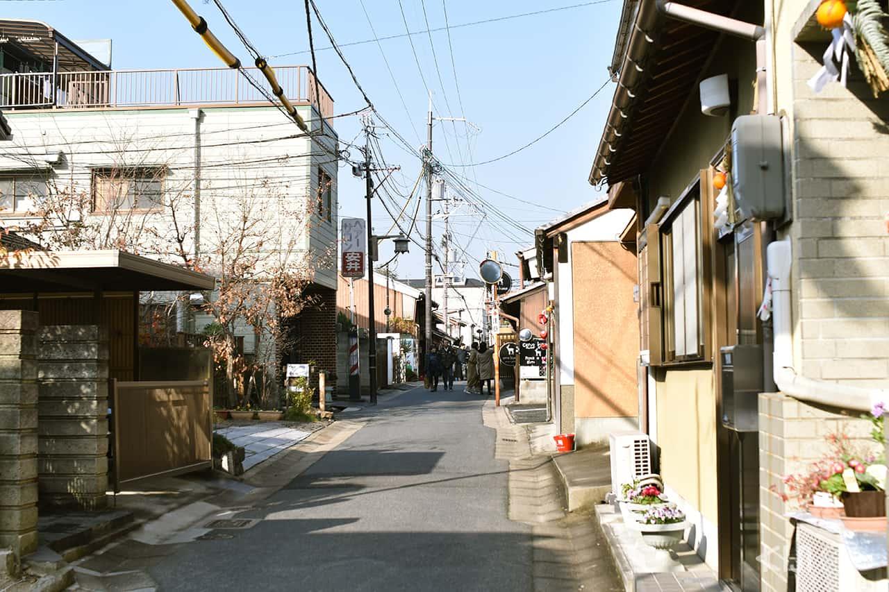 นารามาจิ (Naramachi)