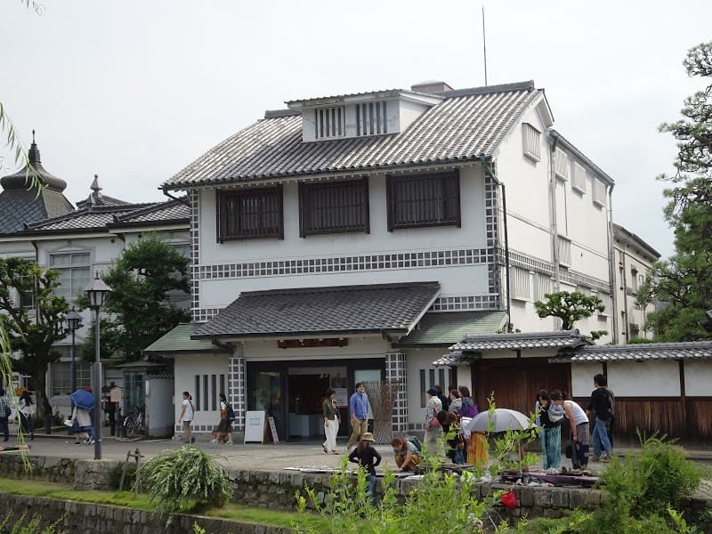 Museums in Kurashiki - Kake Museum of Art
