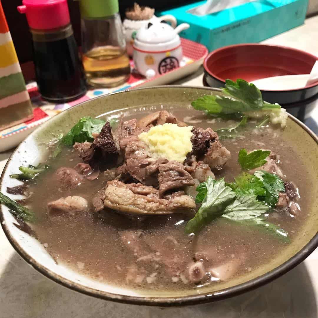 ยากิจิรุ อาหารพื้นเมืองของโอกินาว่า