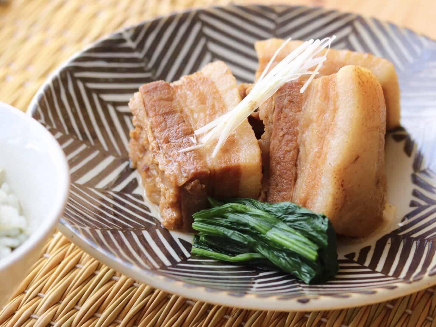 อาหารโอกินาว่า : ราฟุเต (Rafute : ラフテー) หมูพันปีแห่งราชวงศ์ริวกิว