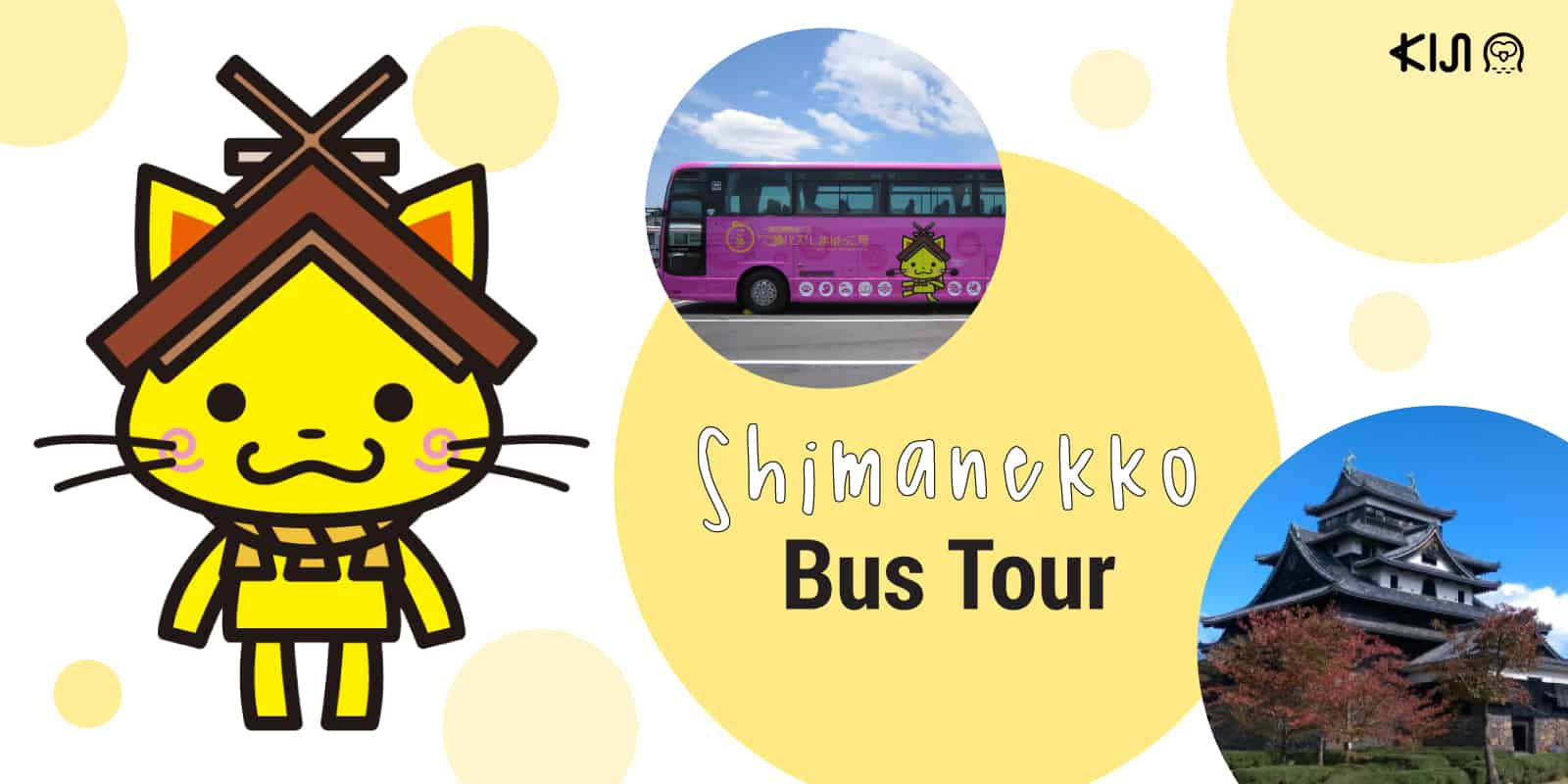 Shimanekko Bus Tour