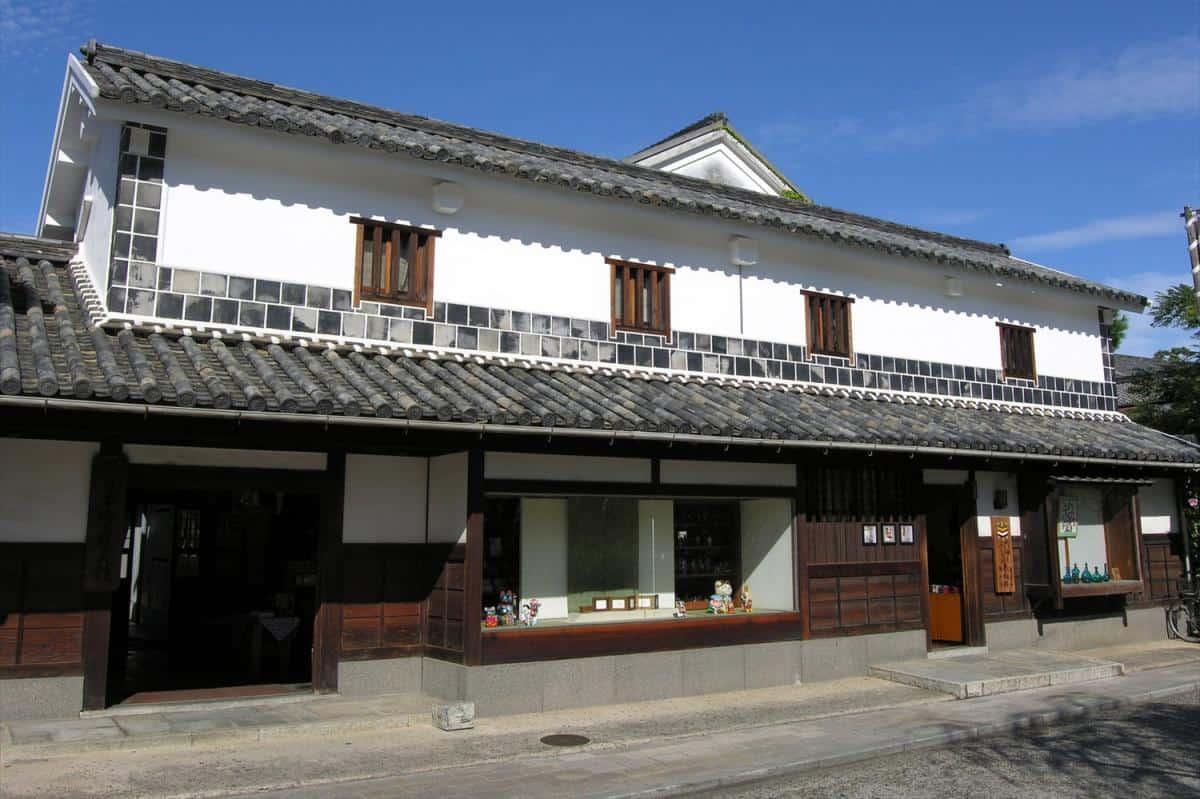 Museums in Kurashiki - Gangukan Folk Toys Museum