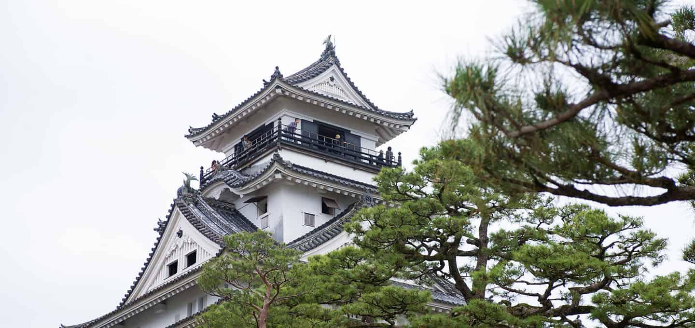 ปราสาทโคจิ (Kochi Castle)